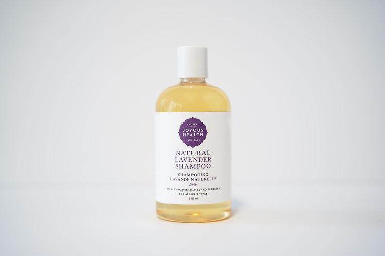 Natural Lavender Shampoo Joyous Health