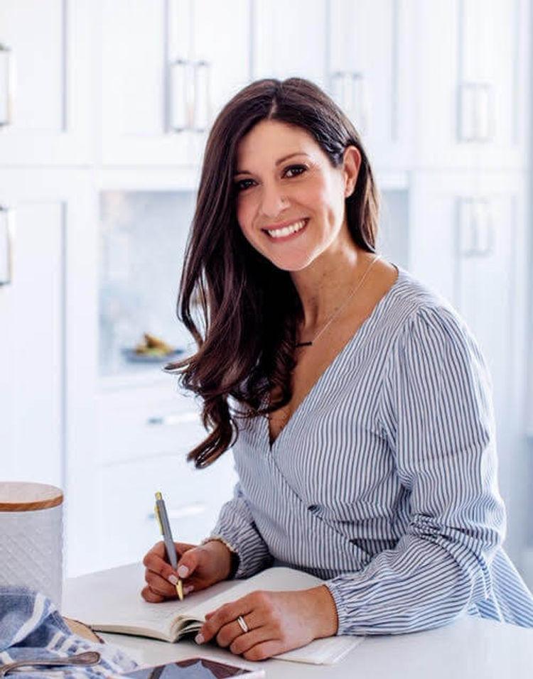 Samantha Gladish on the Joyous Health Podcast