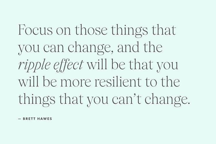Inspirational Quote Brett Hawes