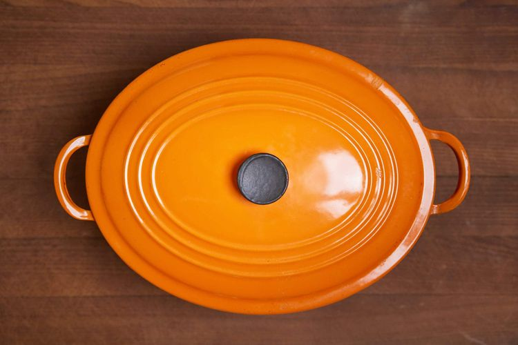 Clean Cookware - Le Creuset French Oven