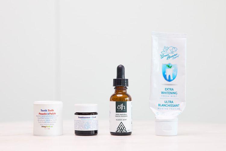 Holisitic Oral Care Routine