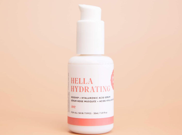 Hella Hydrating Serum