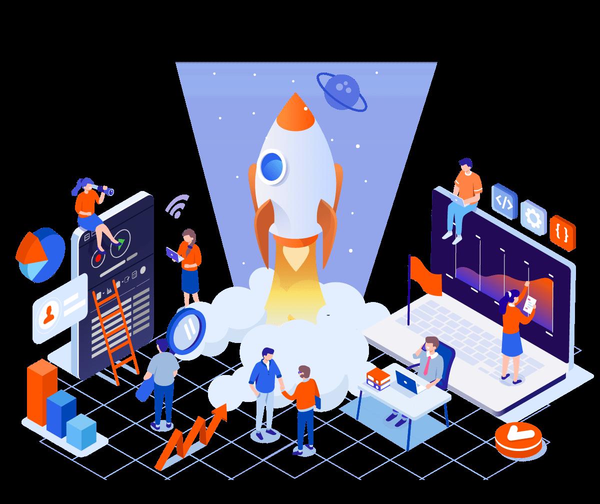 Automade-ikona-automatyzacja procesów biznesowych