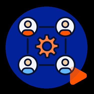 Automade-ikona-samodzielna automatyzacja zwiększa wydajność
