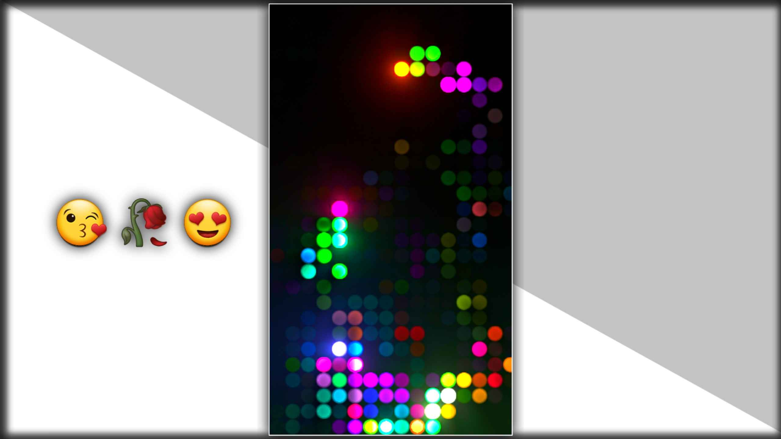 Pure Pixal Transitions Black Screen Effect Video