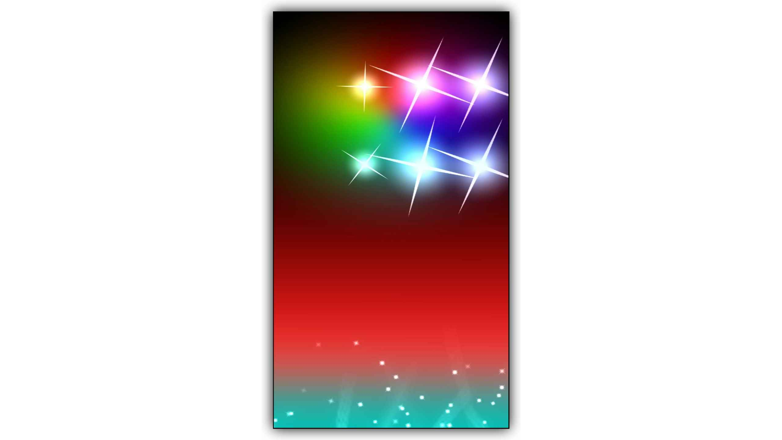 Chill Out Love Star Video Effect Background HD