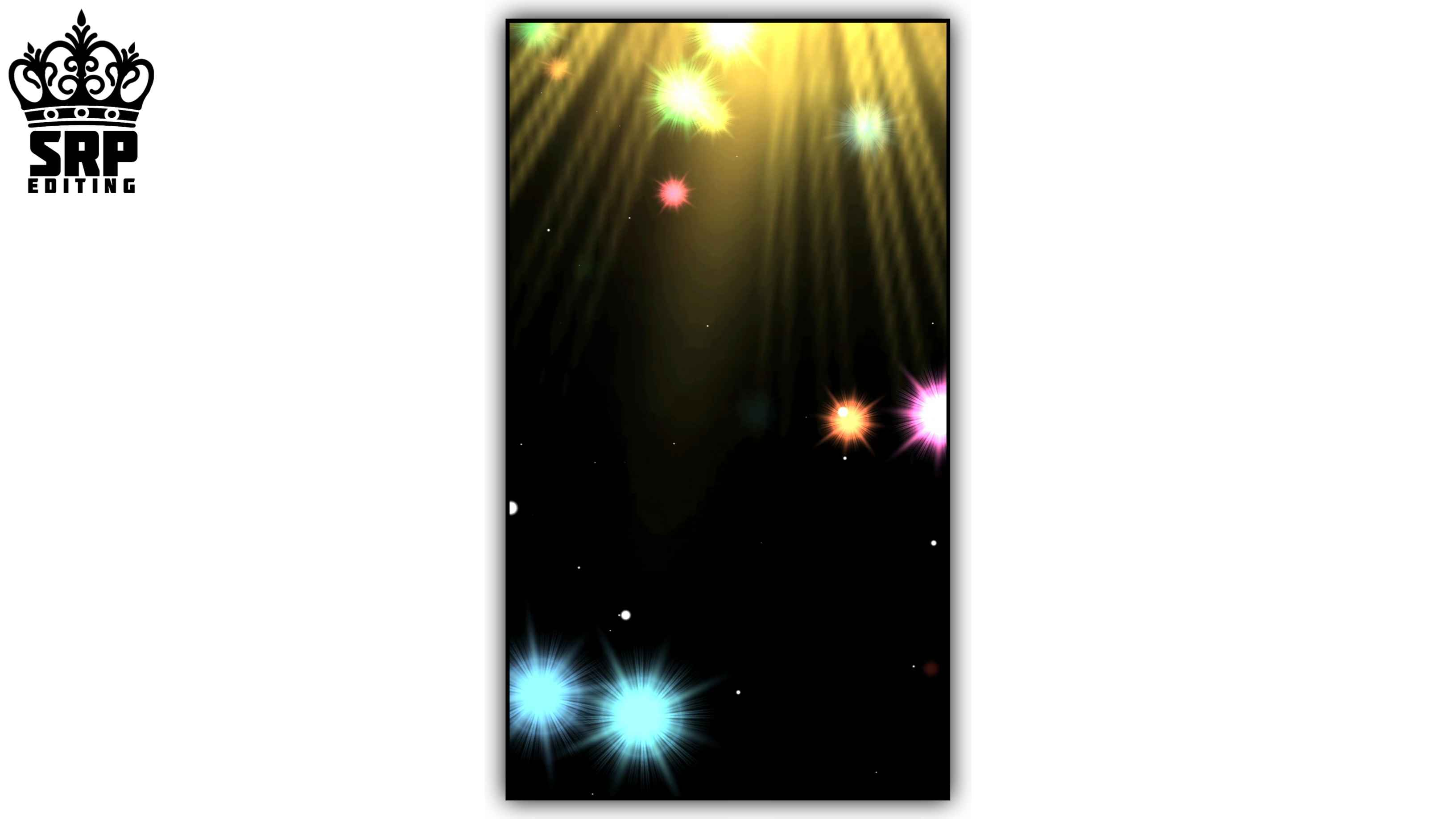 Star Light Particles Background Kinemaster Template Download Free