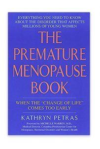 The Premature Menopause Book Cover