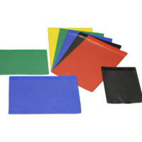 Coloured Magnetic Pockets - Choice of Colours