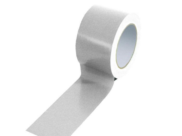 White 75mm Floor Tape