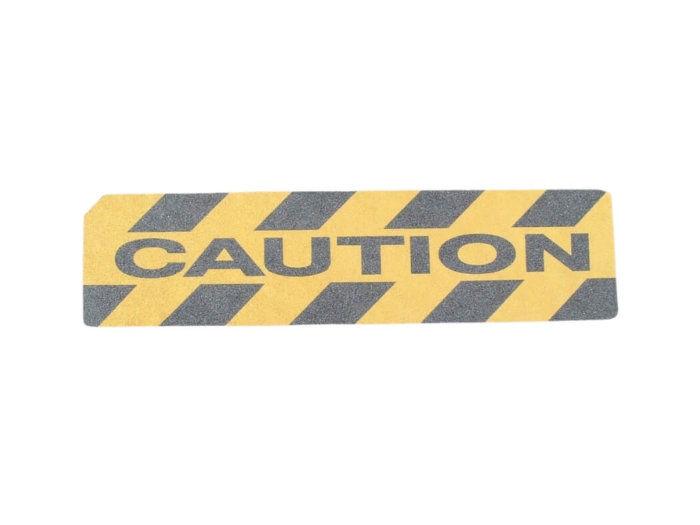 Caution Stair Tread