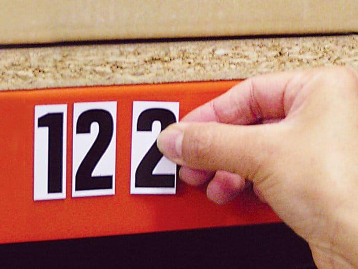 Magnetic Numbers IN Situ