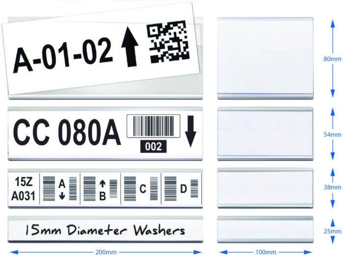 Magnetic Ticket Holders Range