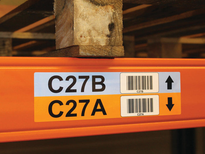 Location code Labels