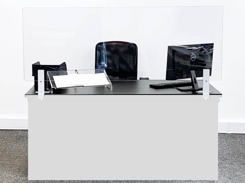 Reception Desk Screen