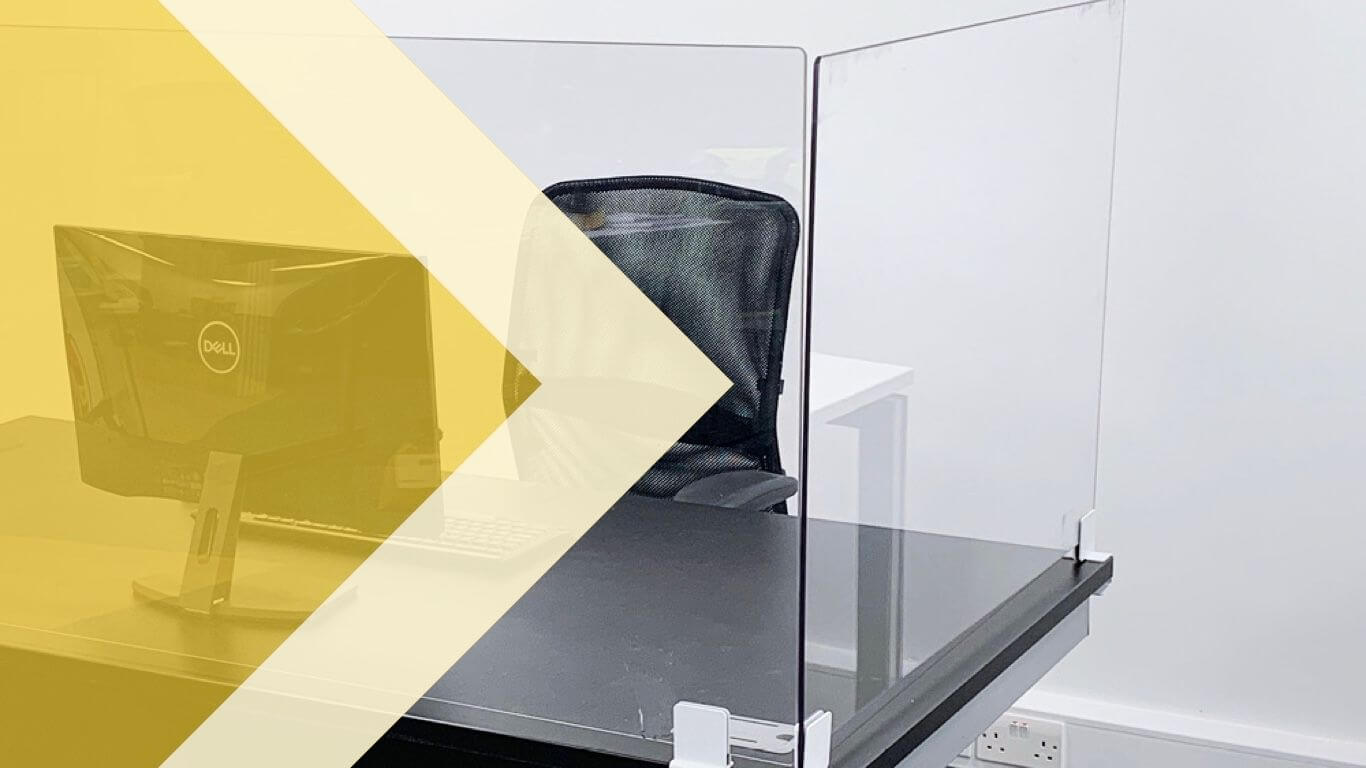 Protective Desk Screens