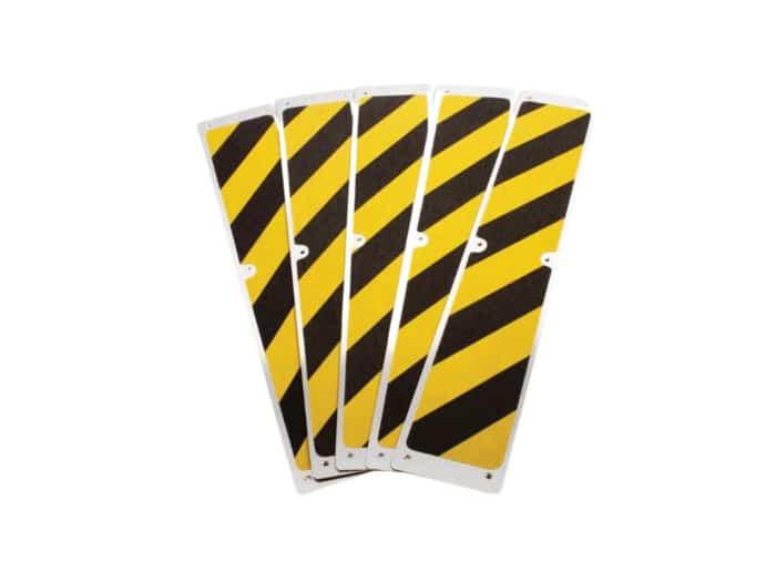 Yellow/Black Stair Treads