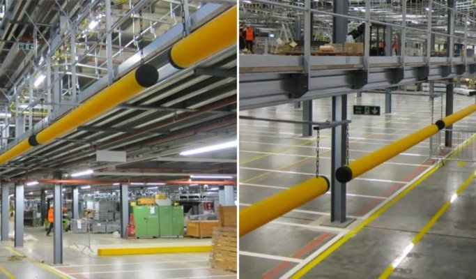 Height Restrictor Barriers & Clatter Bars