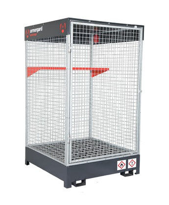 DrumCage Hazardous Storage Cage