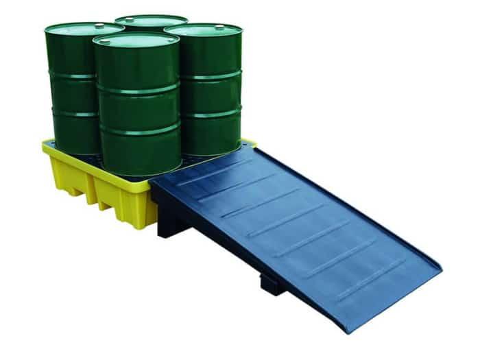 Heavy Duty Ramp For Spill Pallet RM-BP4FW
