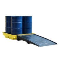 Heavy Duty Ramp For Drum Spill Pallet