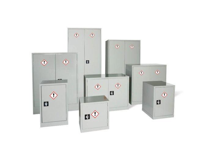 EliteGuard Group of Hazardous Substance Storage Cabinet