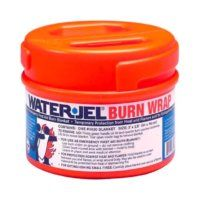 Water-Jel Burn Wrap in Canister