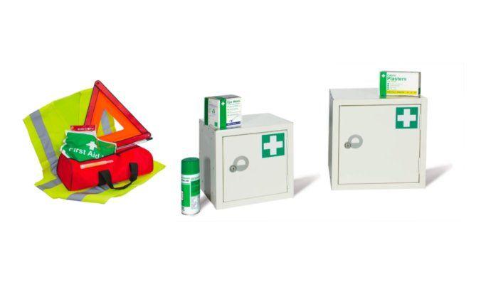 First Aid & PPE Supplies