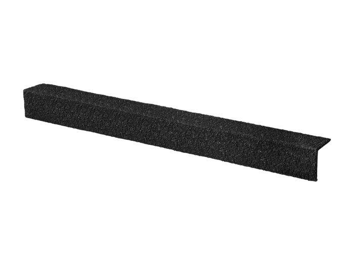 Black GRP Stair Nosing