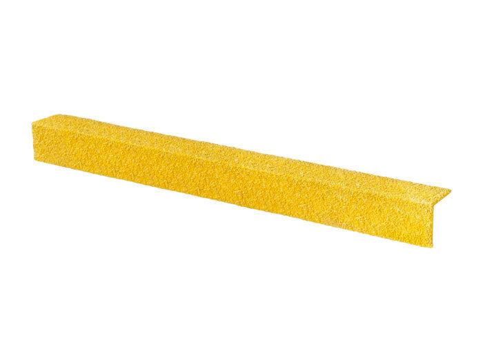 Yellow GRP Stair Nosing