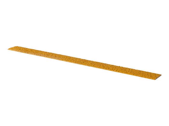 Yellow GRP Decking Strip