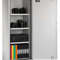 Fire Stor 1021 Fire Cabinet With Key Lock 1580x600x520mm