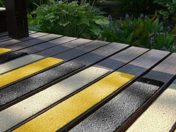 GRP Decking Strips