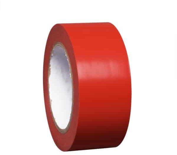 PROline Line Marking Tape 50mm Wide x 33m Long - Red