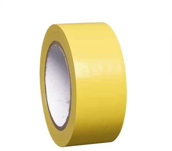 PROline Line Marking Tape 50mm Wide x 33m Long - Yellow