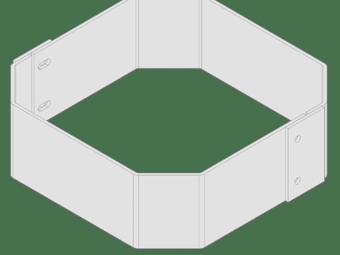 PolyWRAP Fork Impact Skirt