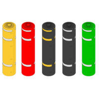 Range of Lamp Post Protectors