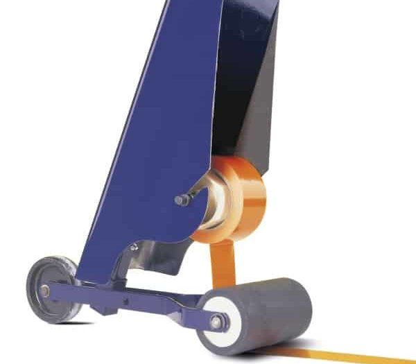 PROline Line Marking Tape 50mm Wide Tape Kit