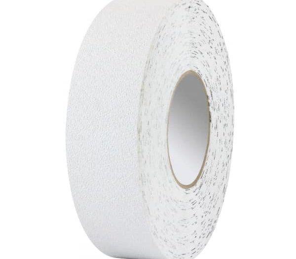Pro-Line Vinyl Tape For Forklift Traffic - 50mm - White