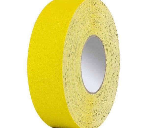 Pro-Line Vinyl Tape For Forklift Traffic - 50mm - Yellow