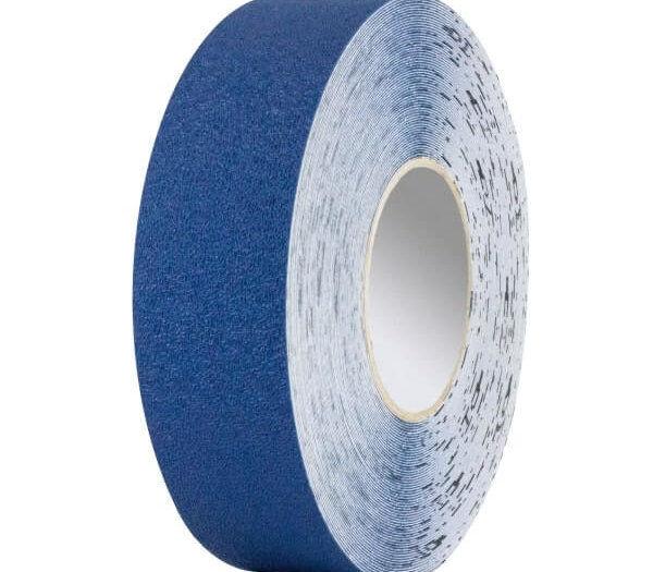 Pro-Line Vinyl Tape For Forklift Traffic - 50mm - Blue