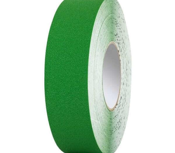 Pro-Line Vinyl Tape For Forklift Traffic - 50mm - Green
