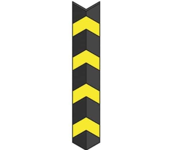 Traffic-Line Impact Protection Corner Protectors Drawing