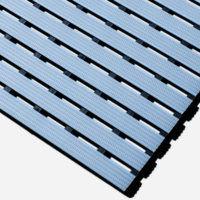 Interflex Style Swimming Pool Duckboard Matting- BLue