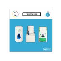 Modulean Hand Sanitiser Board