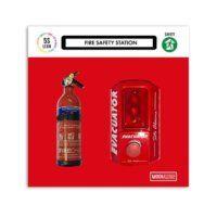 Modulean Lite Fire Safety Board
