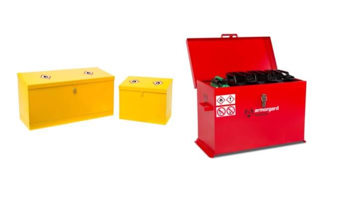 COSHH Hazardous Storage