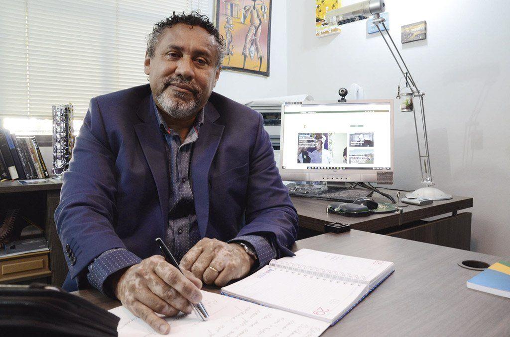 Vereador Mario Severino da Silva é o mais experiente e, ao mesmo tempo, novato na política rafardense (Foto: Túlio Darros)