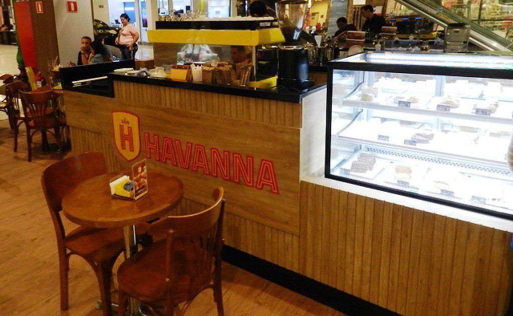 Havanna no Shopping Piracicaba (Foto: Divulgação)