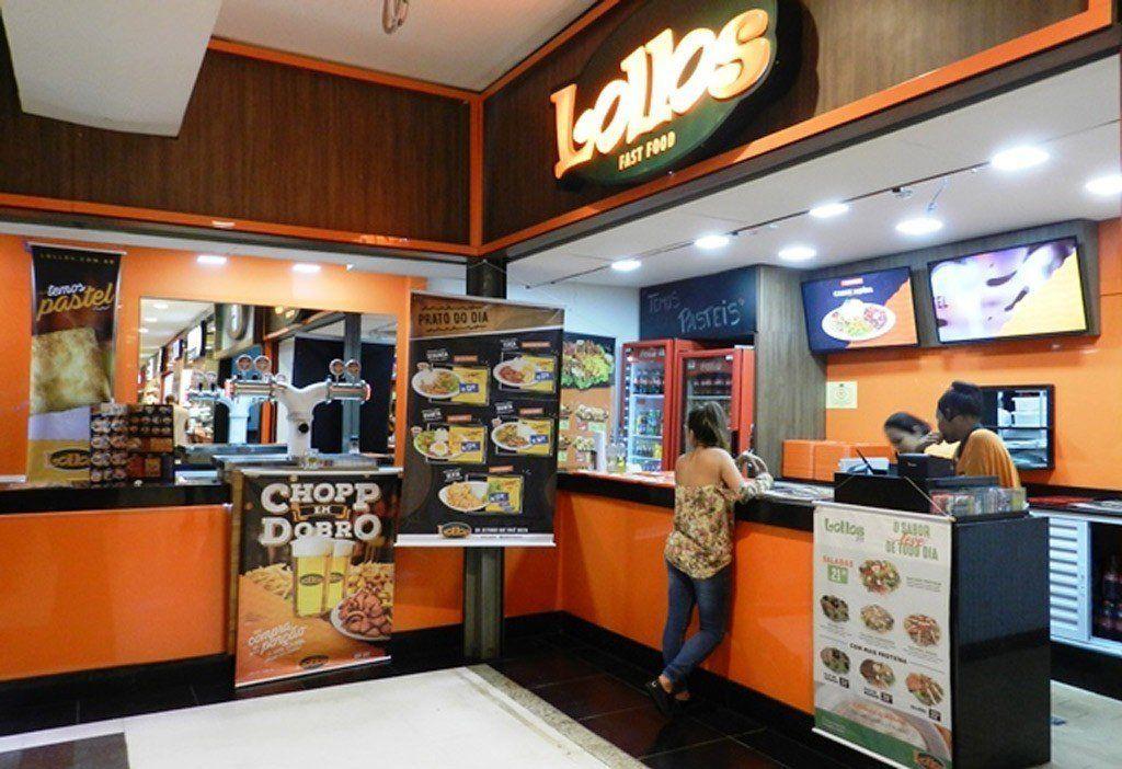 Lollos é referência em happy hour (Foto: Divulgação)